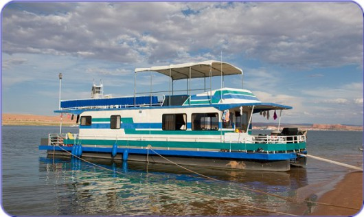 Houseboat Insurance from Marine Underwriters