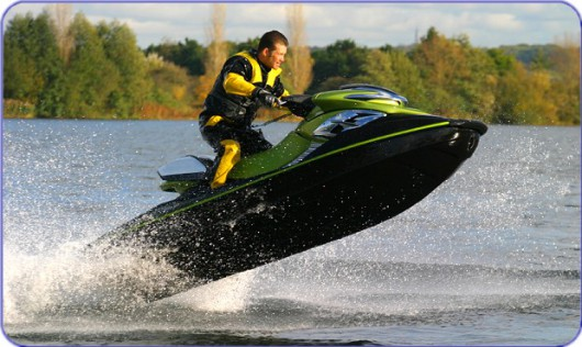 Personal Watercraft Insurance from Marine Underwriters